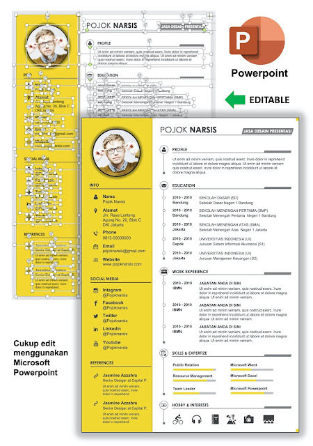 editable cv templates free download