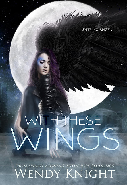 Release Blitz: With These Wings by Wendy Knight