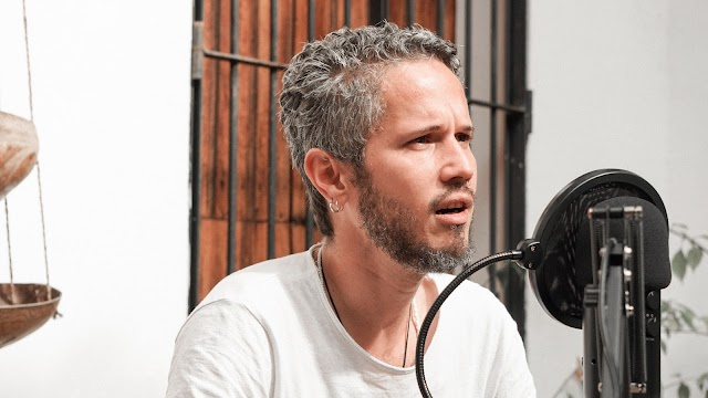 """""""Vicente García: """"quiero encontrar un lugar de reflexión a través de la música"""""""