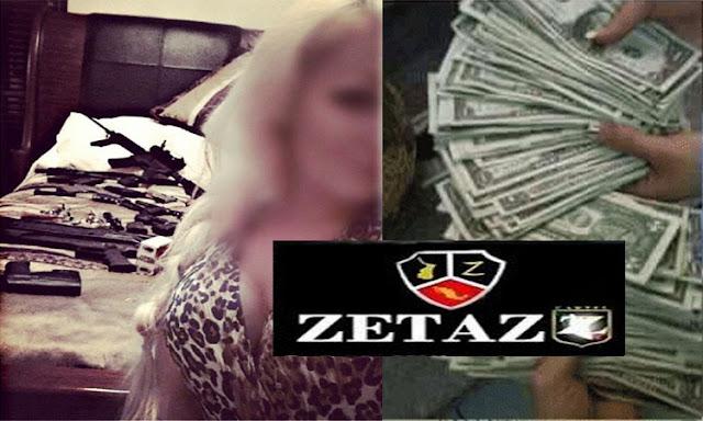 Así era la peligrosa vida de la Contadora de Los Zetas nunca mato a nadie peor manejaba 11 millones a la semana del Cártel