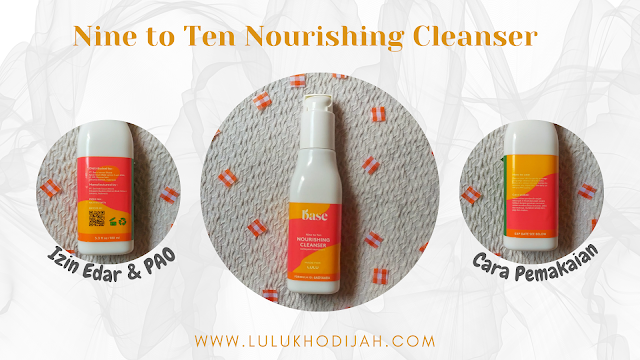 BASE Nine to Ten Nourishing Cleanser