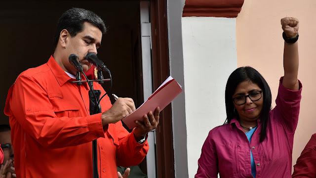 DELCY RODRÍGUEZ SUSTITUIRÁ A MADURO EN LA CUMBRE IBEROAMERICANA