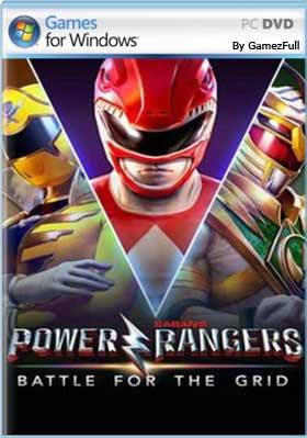 Power Rangers Battle for the Grid PC Full Español