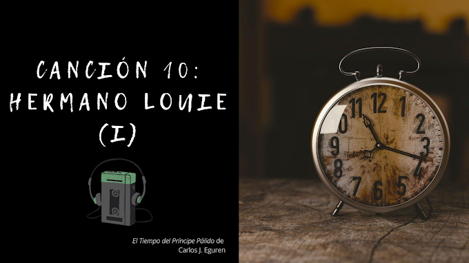 ¡Disponible la parte 1 del capítulo 10 de El Tiempo del Príncipe Pálido: Hermano Louie!