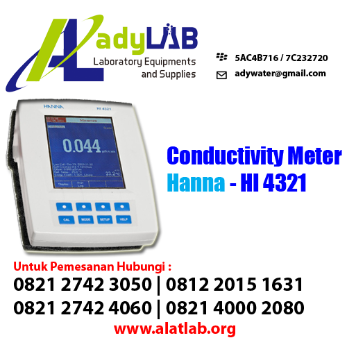 Cara Kerja Conductivity Meter