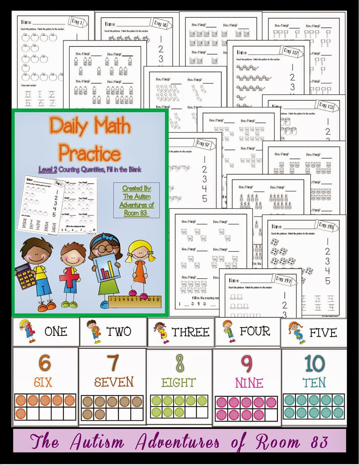 Adapting Math Worksheets