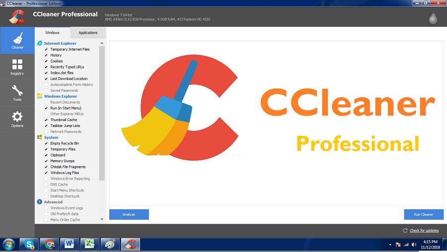 ccleaner network professional crack