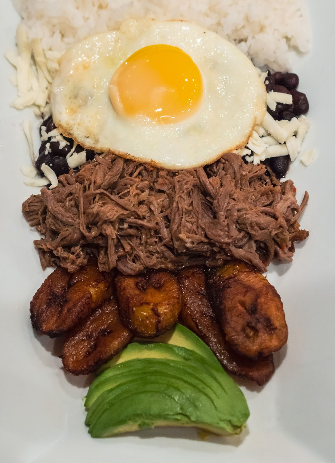 Local Food Rocks: La Calle Pabellion, the National Dish of Venezuela