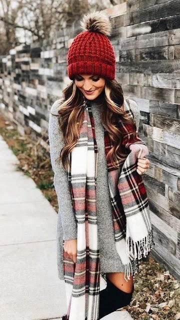 35 Cute Holiday Outfits You Need To Copy This winter