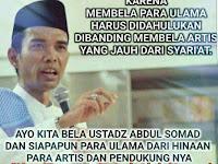 Top! Pimpinan Majelis Rasulullah Berikan Pembelaan Kepada Ust. Abdul Somad