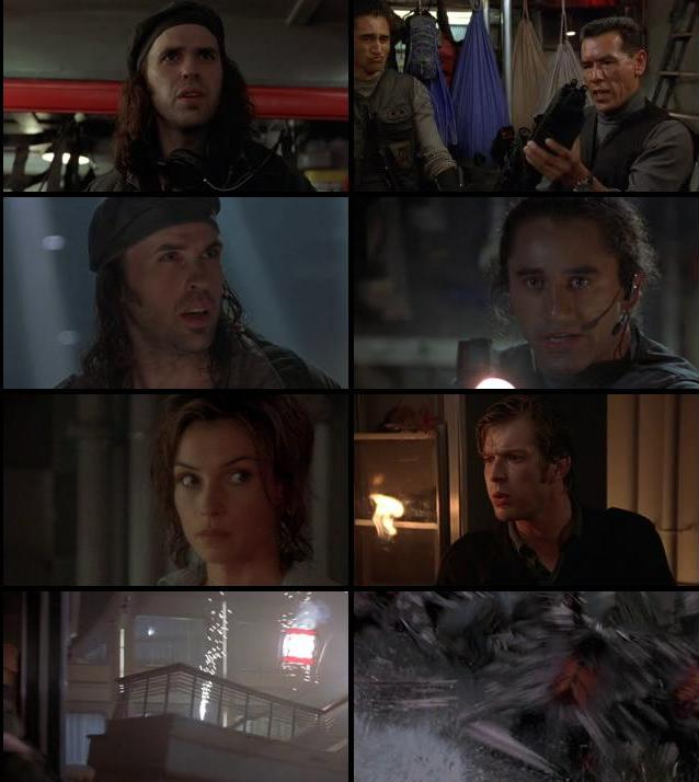 Deep Rising 1998 Dual Audio Hindi 720p BluRay