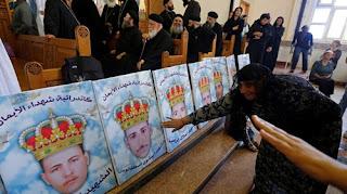 """افتتاح متحف في مصر لتخليد ذكرى الشهداء الأقباط الذين ذبحهم """"داعش"""" في ليبيا"""
