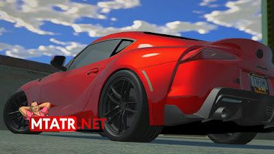 MTA SA Toyota GR Supra 2020