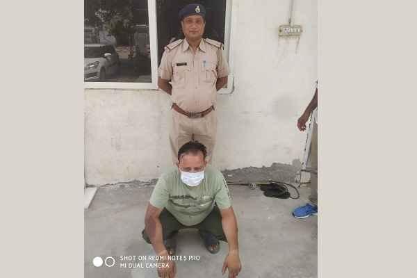 crime-branch-sector-85-faridabad-arrested-sikandar
