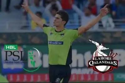 Shaheen Afridi declared Lahore Qalandars Vice-Captain