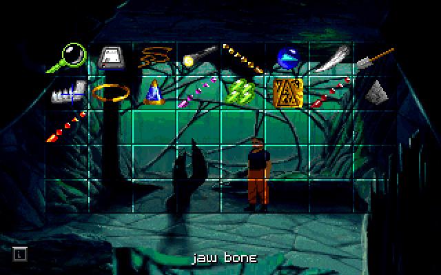 The Dig Captura de pantalla 16