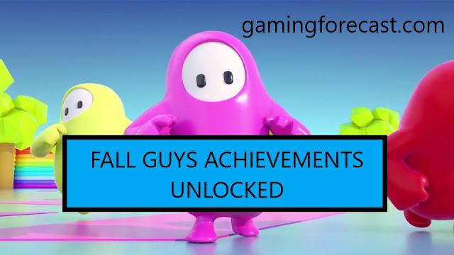 fall guys achievements unlock hacks