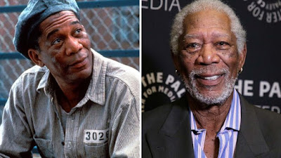 Morgan Freeman: Ellis 'Red' Boyd Redding