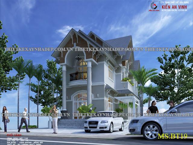 Mẫu thiết kế biệt thự nhà vườn 1 tầng hiện đại tại quận 7 Biet-thu-1-tang-dep-56m2
