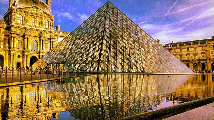 Free Guided Tour To The Louvre Museum In Paris - France I Travelling Hopper 2016