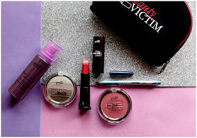 p2 cosmetics makeup