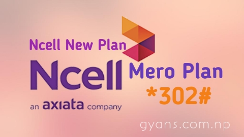 Ncell Mero Plan: Data Pack & Voice Pack Offers