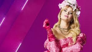 rosa grammys nackt