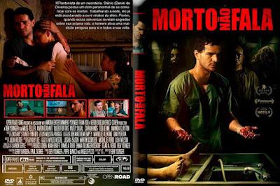 Filme Morto Não Fala DVD Capa