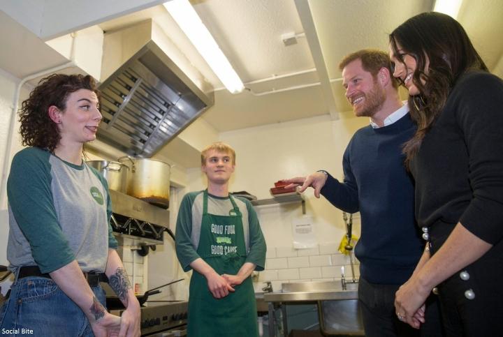 Homeless Soup Kitchen Edinburgh
