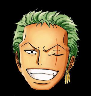 Download Kepala Anime One Piece PNG (Edit Foto)