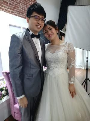 pre wedding shoot couple