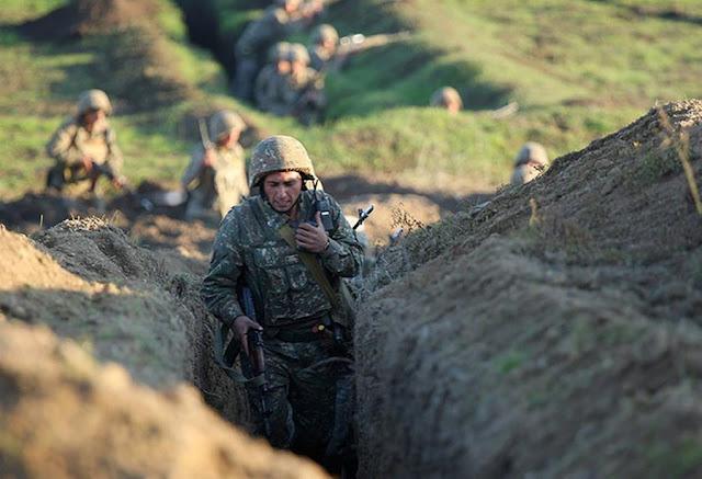 «Σφοδρές μάχες» ξανά, μεταξύ Αρμενίας - Αζερμπαϊτζάν