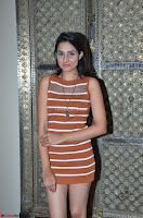 Actress Nikhita in Spicy Small Sleeveless Dress ~  Exclusive 033.JPG