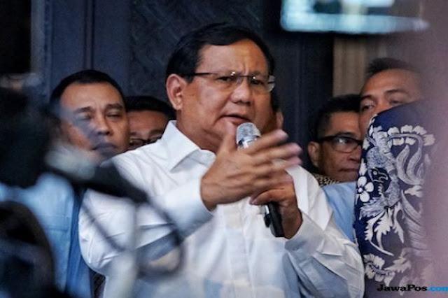 Prabowo: Memang Saya Tak Punya Gelar, tapi Saya Punya Akal Sehat
