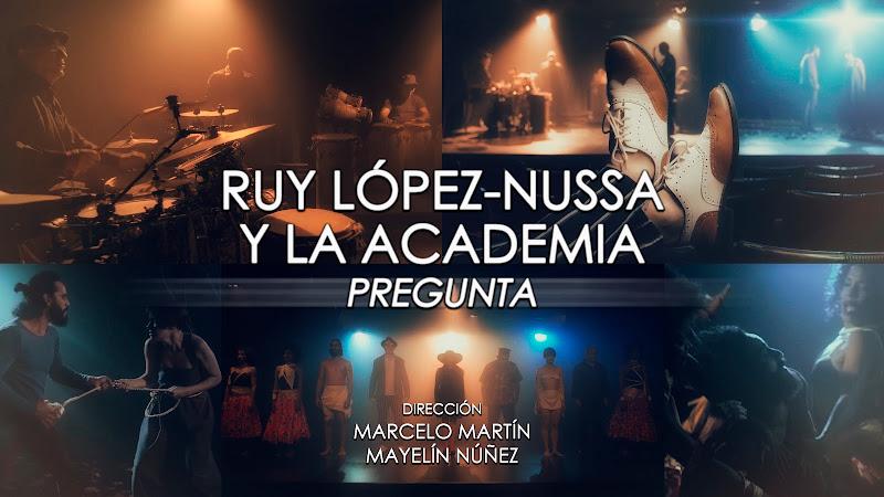 Ruy López-Nussa y La Academia - ¨Pregunta¨ - Videoclip - Dirección: Marcelo Martín - Mayelín Núñez. Portal Del Vídeo Clip Cubano. Música de Cuba.