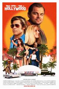 Once Upon a Time in Hollywood (2019) Hindi + Eng + Telugu + Tamil 480p