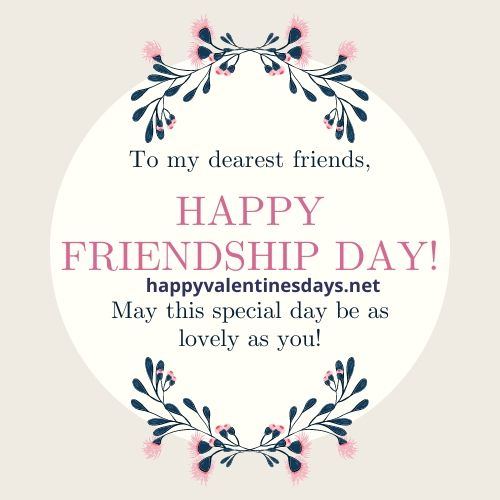 Friendship day Images with Quotes