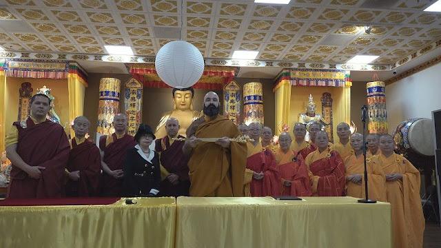 頒獎委員會和世界和平獎世界和平獎宗教領袖授稱委員會聯合決議:南無第三世多杰羌佛退回世界佛教教皇冊封令和教皇權杖是無效的
