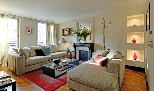 Ruang tamu ialah salah satu sentra dari rumah kita dimana kita biasa mendapatkan tamu Cara Mengatur Kursi dan Meja Ruang Tamu