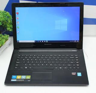 Jual Laptop Lenovo G40-70 Bekas