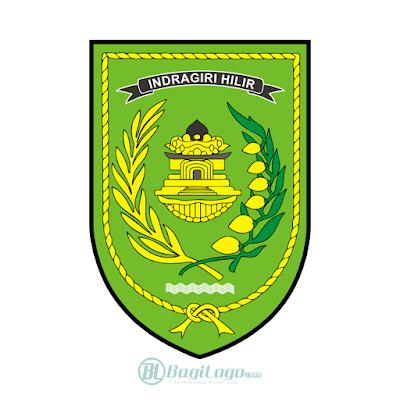 Kabupaten Indragiri Hilir Logo Vector