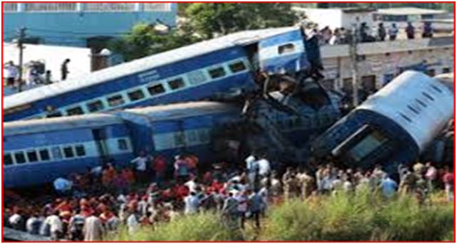 Indian Railway Accidents - MyViewsMyDrishti