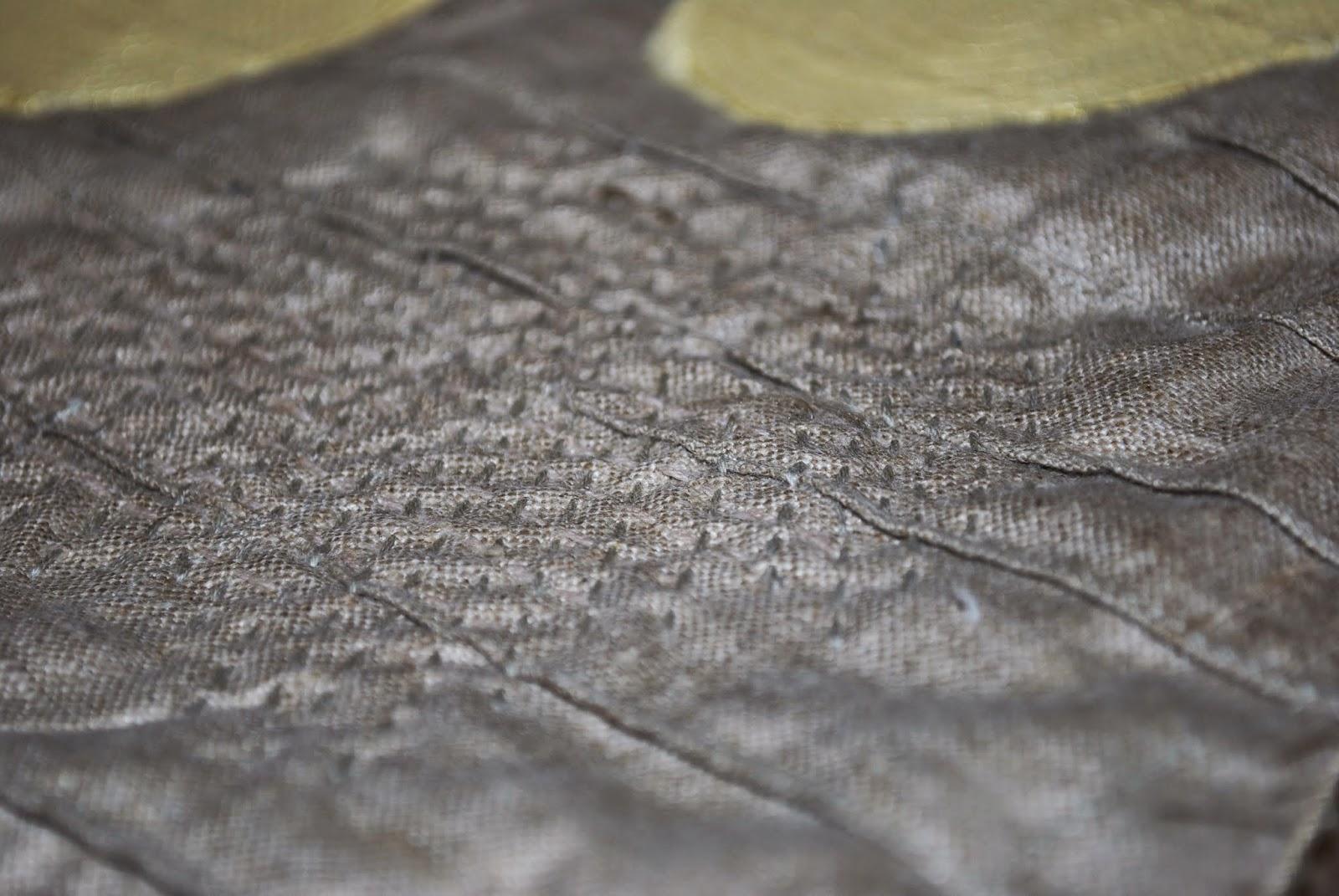 Detailansicht Fußmatte Kurs Pia Welsch