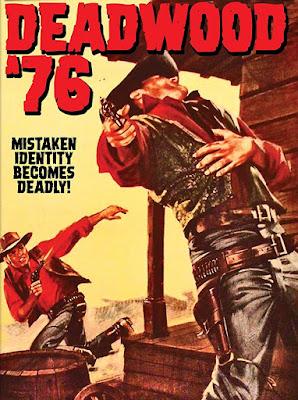 Póster película Deadwood '76