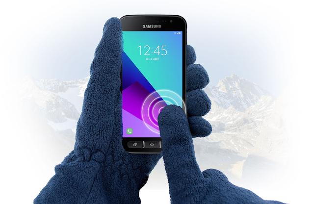 تطلق سامسونج هاتفها الذكى الجديد Galaxy Xcover 4