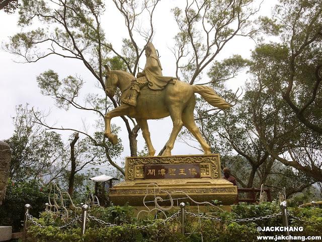 開漳聖王像