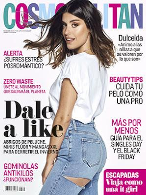 Revista Cosmopolitan noviembre 2019