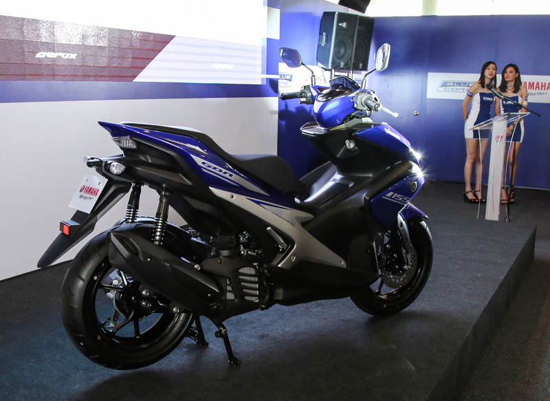 Mega Galeri Photo Yamaha Aerox 155
