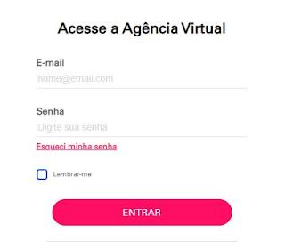 imagem da Pagina de acesso a Enel São Paulo segunda via