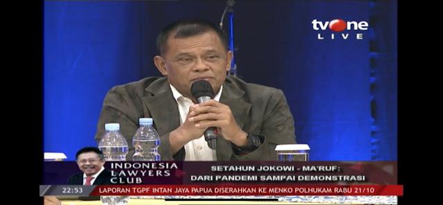 Gatot Nurmantyo soal KAMI: Aksi Nekat Saya demi Menjaga Marwah TNI